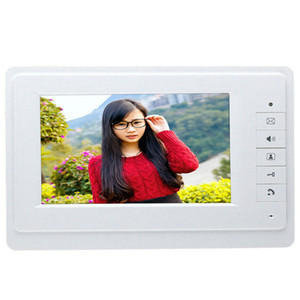 Wholesale SY819M11 Inch HD Doorbell Camera Video Intercom Door Phone System with Monitor smart control Intercom