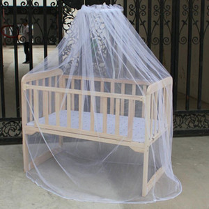 Wholesale New Hot Selling Baby Bed Mosquito Mesh Dome Curtain Net for Toddler Crib Cot Canopy
