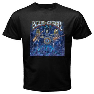 Wholesale Male Designing T Shirt Crew Neck New Blue Cheer American Rock Band Men S B Men Short Tall T Shirt