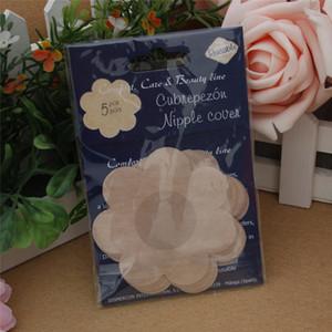 200Pcs New Women Disposable Cubrepezon Nipple Cover Patch Breast Nipple Pad Petals Sin bra Breast Nipple Pad Petals