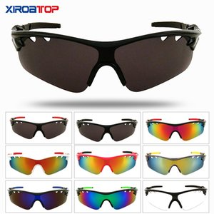 Wholesale high quality Cycling Glasses UV400 Cycling Sport SunGlasses Mountain Bike Goggles Racing Road MTB Bicycle Eyewear For Man Women