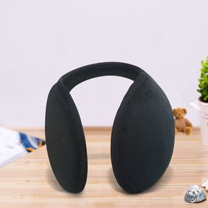 Wholesale Unisex Earmuffs Women Men Ear Cover Protector Thicken Plush Soft Winter Warm Ear Muff Warmer Apparel Accessories High Quality