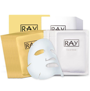 Wholesale Factory Price Thailand Ray Fibroin Silk Facial Skin Renewal Anti Wrinkle Face Mask Triple Mask Biological Mask