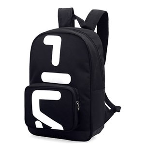 Fashion FlLA Backpack Casual Camping Duffel Bag Travel Outdoor Backpack School Bag Shoulder Bag DHL Shipping
