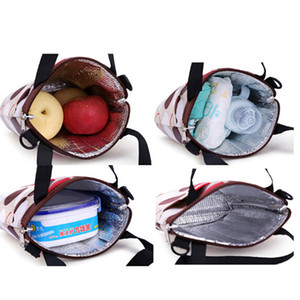 Wholesale New Thermal Bag For Baby Bottle Picnic Travel Storage Lunch Bag Warmers Handbag Thermal Insulated Satchel Bolsa Termica