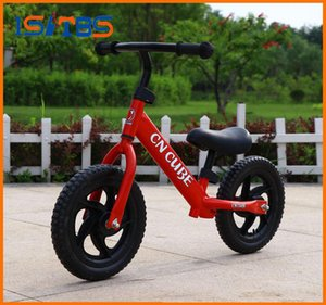 12inch 5 Colors Children Balance Bike Portable Indoor Outdoor Balance Bicycle No Foot Pedal Kids Bicycle Baby Walker Riding Toys