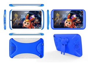 Wholesale A good Birthday Christmas Gift inch Kids Tablet PC Quad Core Android Tablet GB x600 Screen Children Education Games