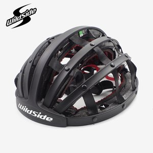 Wholesale Cycling foldable helmet road mtb mountain soft city bike helmet capacete ciclismo for men women bicycle Equipment