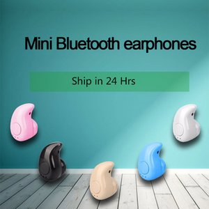 new Mini S530 Wireless Bluetooth Earphone Portable Stealth In-Ear Earpiece Sports Handsfree Headset With Mic Stereo Music for phone