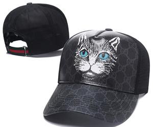 Ball Hats luxury Unisex KENZ Tiger Head Snapback Brand Baseball hat Fashion Strapback designer bone gorras sun casquette golf Mesh Hat 02