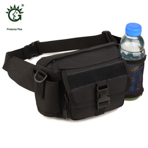 Wholesale Men Good Quality Nylon Bag Waist Packs For Men Casual Waist Bag Mini Package Casual Mini Messenger Bags Z149