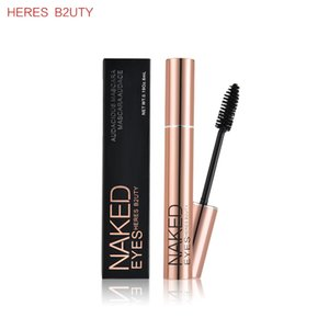 Wholesale Brand HERES B2UTY D Fiber Long Lash Waterproof Lengthening Thick Black Mascara Top Quality Audacious Mascara ml