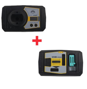 Wholesale porsche audi for sale - Group buy DHL Full Version Original Xhorse V5 VVDI2 Commander Key Programmer For Audi BMW VW Porsche Plus VVDI PROG Programmer