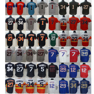 Wholesale New American Number Rose Jersey Baseball Team Sports Jerseys for Men and Women Models Mix Order Drop Shipping