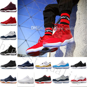 Wholesale hot sell Cheap High Gym Red Concord Black Devil GS Midnight Navy Win Like men basketball shoes sports shoes Cheap Sale