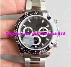 Wholesale Factory Supplier Luxury Wristwatch Stainless Steel Black Dial Automatic Mens Men s Watch Watches