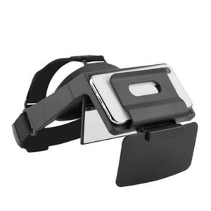 ar gläser großhandel-VR AR Brille D Brille Vritual Reality Headset AR Brille Augmented Reality Spiel Movie Viewer Universal für iOS Android Phone