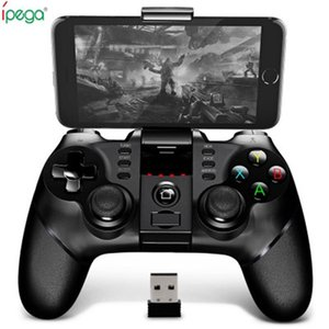 Original Ipega 9076 Bluetooth Wireless Gamepad With 2.4G Wireless Bluetooth Receiver Support Android Game Console Player