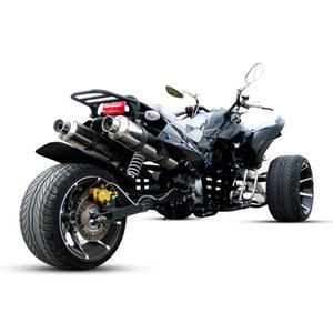 Wholesale 250cc three-wheeled ATV 14-inch aluminum wheel off-road vehicle petrol motorcycle adult mountain bike offroad racing kart
