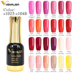Wholesale Nail Gel Polish High Quality Nail Art Salon Tip Colors Choose ml Soak off Organic UV LED Nail Gel Varnish