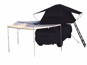 Wholesale DANCHEL outdoor radius meter Sector side car tent sun shade awning roof tent awning and with for choice