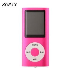 Wholesale ZGNewest quot LCD th Digita Christmas MP4 Player FM Radio Support for GB GB GB GB SD TF memory Card