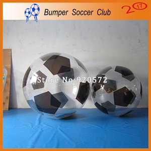 Wholesale water balloon free shipping for sale - Group buy mm TPU Inflatable Water Walking Ball Water balloon Zorb Ball Walking On Water Walk Ball