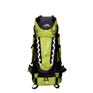 HW-28 New cheap price Big size 80L Travelling Hiking Waterproof Backpack Bag for free shipping!