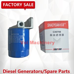 Wholesale CX0708 fuel filter assembly for Diesel Generator Weifang Ricardo Weichai K4100D K4100ZD engine spare part