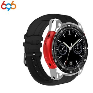 Wholesale 696 Hot sale X100 smart watch Android OS Smartwatch MTK6580 G SIM GPS watchs PK Q1 Pro IWO KW18 Relogio Inteligente For IOS