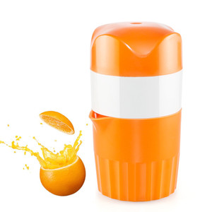 Hand Press Juicer Tool Household Manual Juice Bottle Mini Travel Small Fruit Squeezer Machine Extractor Cup