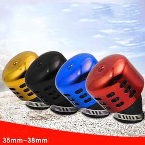 Wholesale Motorcycle Refit Empty Filter Mushroom Head Caliber Scooter Ride Air Filter Purifying Air