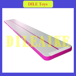 Free Shipping 4x1x0.2m Inflatable Air Track Gym Air Mat Inflatable Gym Air Mat Tumble Track Foe Sale