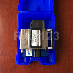 Original Free shipping High Precision Sumitomo FC-6S optical fiber cleaver FC-6S Fiber Cleaver Tool Fiber Cutting Knife