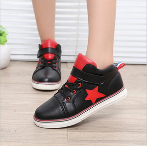 Wholesale Children help children's shoes casual shoes large children 2018 autumn models new male and female students