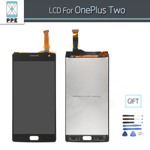 LCD screen For Oneplus 2 plus 2 Phone LCD Display with Touch screen Digitizer pantalla Amssembly Original Replacement gift Tools