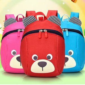 Wholesale Children Anti Lost Bag For Baby Aged Years Old Safety Canvas Harness Toddler Kids Cartoon Strap Bag Backpack For Girls Boys