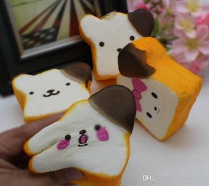 Wholesale 2018 kawaii expression squishy jumbo for sale rilakkuma squishy toast super slow rising squeeze toy cm