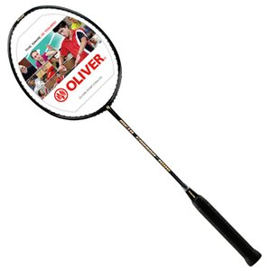 Wholesale Badminton Racket Black with Carbon Fiber For Men and Women Racquet Sports Free String