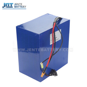 Wholesale 60v 40ah battery resale online - to EU US AU v ah battery packs li ion for w w motor BMS A Charger