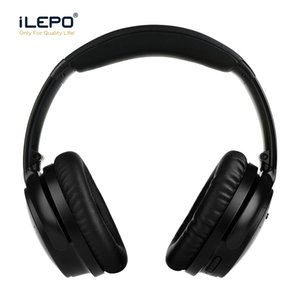 Wholesale V12 Bluetooth Headphones noise cancelling Wireless Headphones Built in microphone Rechargeable high quality stereo PS4 Gaming Headset QC35