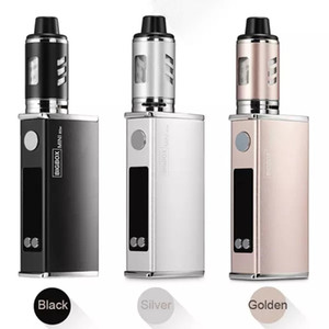 Wholesale mechanical vape mod resale online - Newest BIGBOX mini W mah Battery Vape Mod Box Vaper Never Leak LED Starter Kit Mechanical Cigarettes