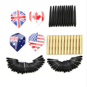 Wholesale 1Set Of Soft Tip Darts For Electronic Dartboard With 36 Extra Tips Professional Free Shipping
