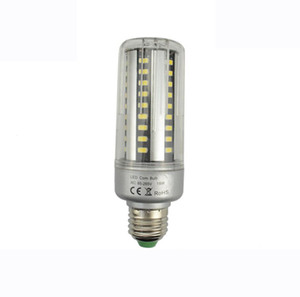High Quality E27 LED Bulb No Flicker LED Lamp 110V 220V Ampoule 5W 7W 9W 12W 15W 20W 25W LED Corn Bulb SMD 5736 Lampada for Home Lighting on Sale