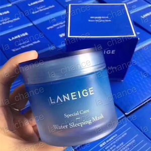 Wholesale Hot sale Laneige Water Sleeping Mask High Quality Special Care Water Sleeping Mask Overnight Skin Care ml