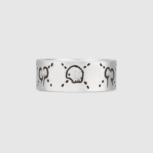 Outside the single big brand new hot Korean Korean fashion s925 sterling silver ring female retro ring Thai silver ring