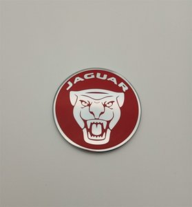 Wholesale Red Gear Shift Knob Ring Cover Decoration Sticker for Jaguar F Pace XF XJ XE