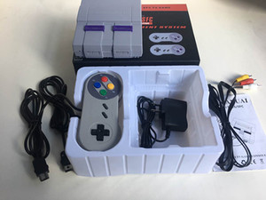 2018 new 16bit video Game Console TV Handheld Mini Game video System For 94 super SFC mini NES SNES Games Consoles hot sale.