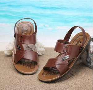 Wholesale 2018 new summer men s sandals explosion models sandals cheap sandals men PVC sandals