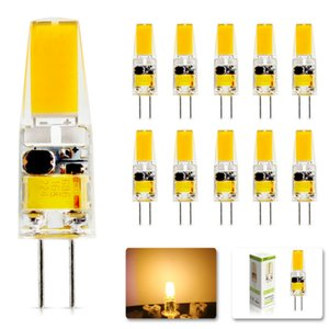 Wholesale 10Pcs G4 AC DC V Led Dimmable bulb Lamp SMD W Replace halogen lamp light Beam Angle luz lampada led
